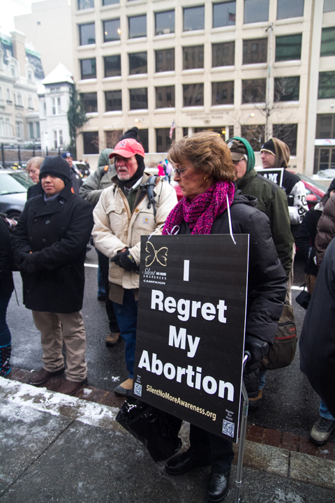 Prayer at Planned Parenthood