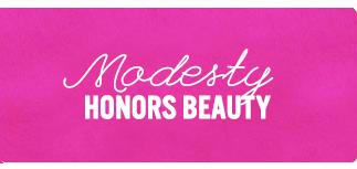 modesty